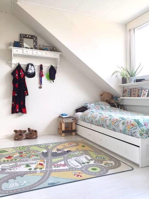 Rust…ook in de kinderslaapkamer